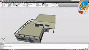 dessiner un plan de maison avec autocad hd youtube With plan maison avec appartement