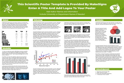 scientific poster template powerpoint cpanjinfo