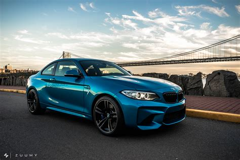 2016 Bmw M2 In Long Beach Wrap Gets New Parts Courtesy Of