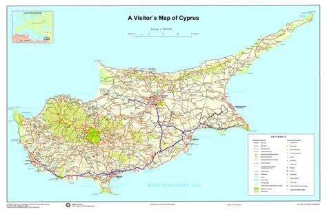 google maps cyprus
