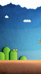 Super Mario wallpapers for iPhone