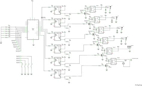 Arduino With Mosfet Resets When Switching Off