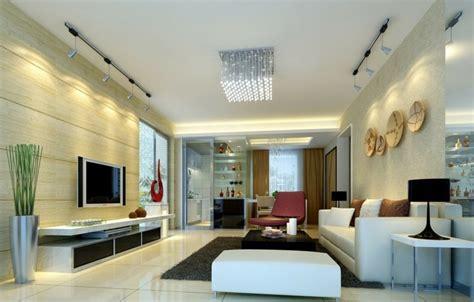 iluminacion salon  disenos  luminarias variadas