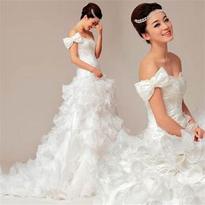 long wedding dressdress for weddingwhite wedding dress With luulla wedding dresses