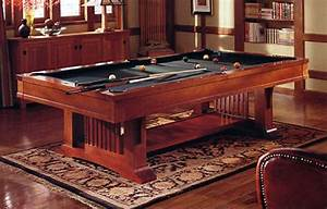 839 Brunswick Mission Pool Table For Sale In Cherry