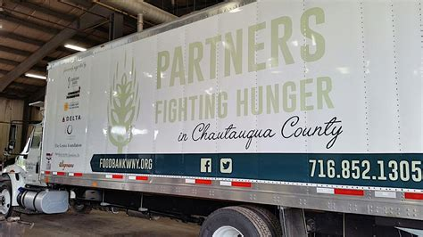 food pantry buffalo ny food bank of western new york expands operations in