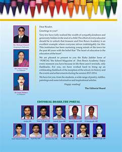 SCHOOL E-MAGAZINE - Welcome to Don Bosco Academy, Patna ...