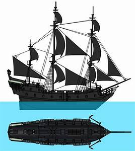 Potc Black Pearl as Mercant or as a Pirate ship - Shipyard ...