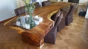Tisch Massivholz Top Esstisch Holz Massiv Ausziehbar