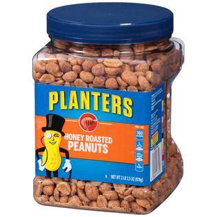 planters honey roasted peanuts planters honey roasted peanuts food grocery snacks