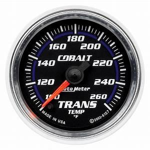Autometer Trans Temp Gauge Wiring