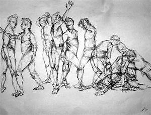 Giacometti Gesture Drawings | www.imgkid.com - The Image ...