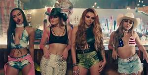 Little Mix Go All Coyote Ugly In Their New Video For No