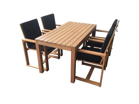 Furniture Sydney by Best Outdoor Timber Furniture In Sydney Outdoor