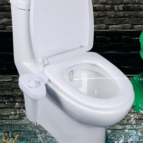 How To Install A Bidet Toilet Seat by Bathroom Toilet Bidet Seat Eco Friendly And Easy To