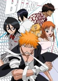 bleach  anime serie