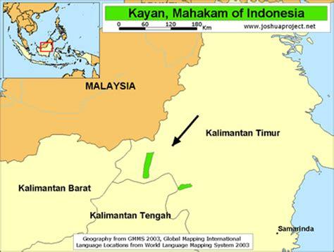 kayan mahakam  indonesia ethnic people profile