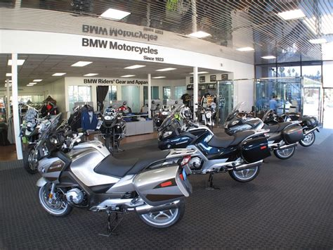 New Century Bmw Motorcycles In Alhambra, Ca 91801