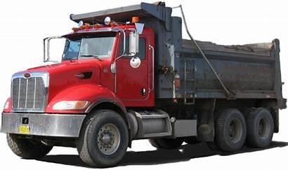 Dump Truck Trucking Brothers Gravel Peterbilt Shadow