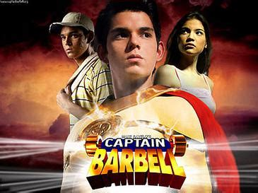 captain barbell wikipedia