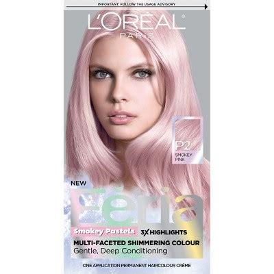 Hair Implants Geneva Al 36340 L 39 Oreal Féria Smokey Pastels Target