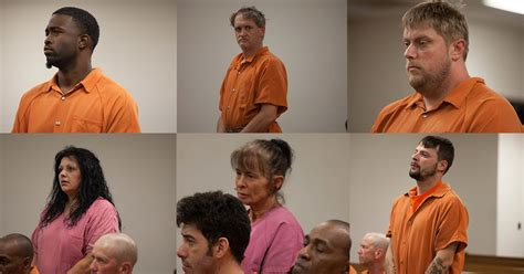 Miller County suspects arrested in drug bust make first ...