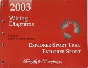 2003 Ford Explorer Sport Trac And Explorer Sport