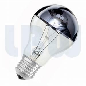 Ampoule E27 100w : ampoule incandescente calotte argent e 100w e27 ~ Edinachiropracticcenter.com Idées de Décoration