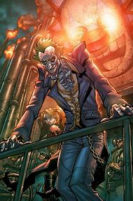 Batman Arkham Comics Joker