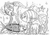 Fish Coloring Tank Pages Fishes Happy Aquarium Georgia Colouring Printable Sheets Drawings Netart Sketch Template Discover sketch template