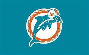 Miami, Dolphins, New, Logo, Wallpaper, 65, Images