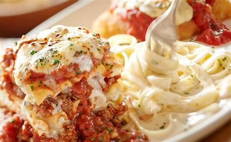 olive garden meals every pasta dinner at olive garden ranked eat this