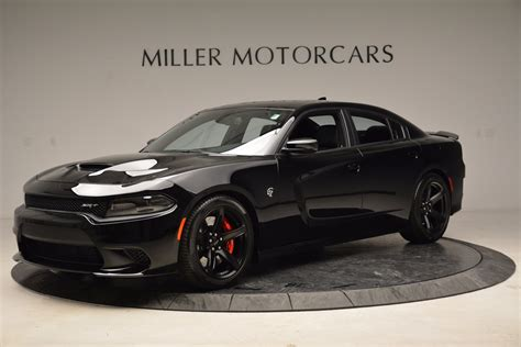 Dodge Dealers In Ct by Used 2017 Dodge Charger Srt Hellcat Greenwich Ct
