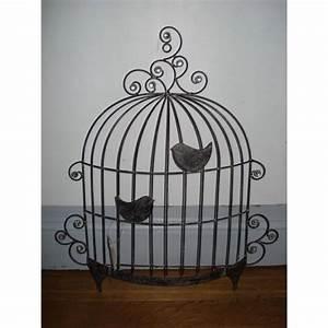 Cage Oiseau Deco : cage oiseau deco murale visuel 5 ~ Teatrodelosmanantiales.com Idées de Décoration