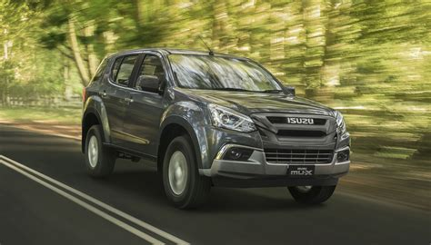Isuzu Mux Wallpapers by 2017 Isuzu Mu X Pricing And Specs Photos 1 Of 11