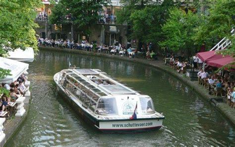 Canoes Utrecht by Les Canaux D Utrecht