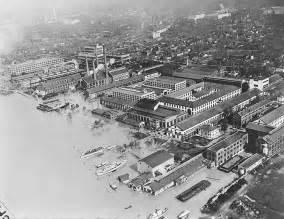 1936 Flood Potomac River