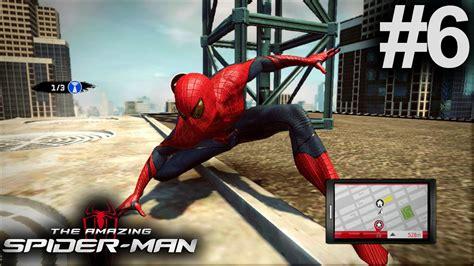 o espetacular homem aranha parte 6 xbox 360 gameplay comentado em pt br youtube