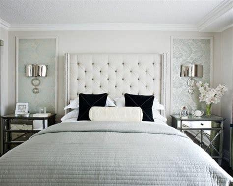 chambre avec tete de lit capitonnee les meilleures variantes de lit capitonn 233 dans 43 images