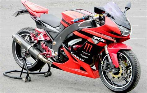 Modifikasi 250 Mono by Modifikasi Rr Mono 250 150 Fi Fairing Bagus