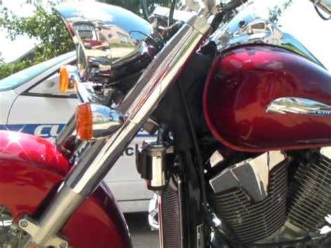stebel nautilus compact dual tone air horn my vtx1300s youtube