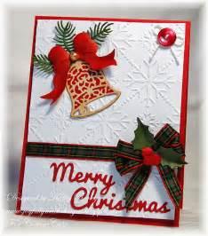 Elegant Handmade Christmas Cards