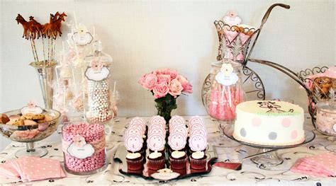 Decorating Ideas For Baby Shower by Vintage Baby Shower Decorations