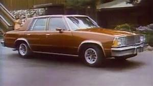 U00bb 1981 Chevrolet Malibu Commercial  U2013 Sport Sedan