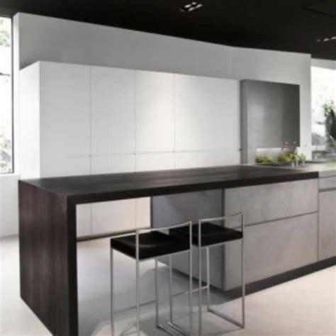 Dubbelwandige Keuken by Keuken Beton