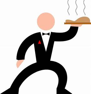 Waiter PNG images free download