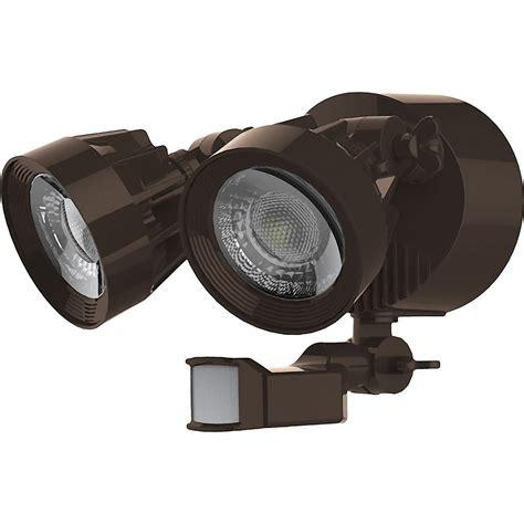 integrated led lights filament design bronze outdoor integrated led spot light