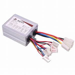 24v  36v Yiyun Yk31c Controller For Brush Motor Review And