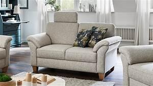 2 Sitzer Sofa Landhausstil : sofa borkum 2 sitzer in stoff natur mit federkern 156 cm landhausstil ~ Bigdaddyawards.com Haus und Dekorationen