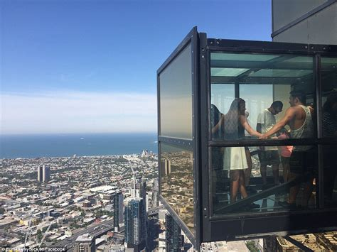 Luxury penthouse on Melbourne's Eureka Tower on the market